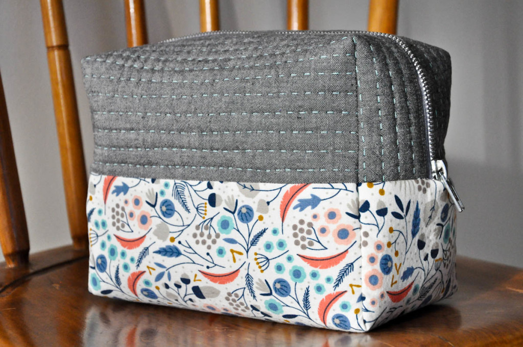 boxy cosmetic bag (1 of 1)